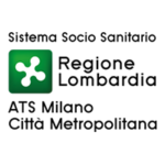 Logo Sistema Socio sanitario ATS Milano Città Metropolitana Regione Lombardia