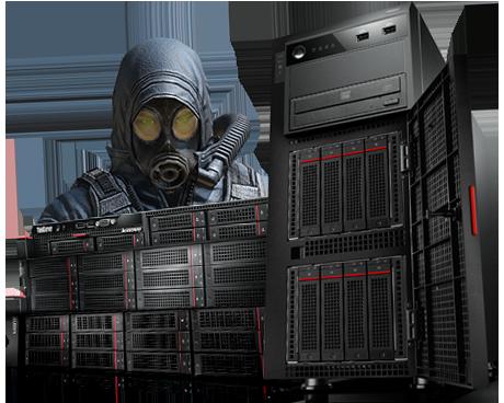 Server Gaming
