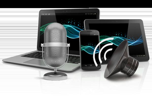 Server Streaming Audio